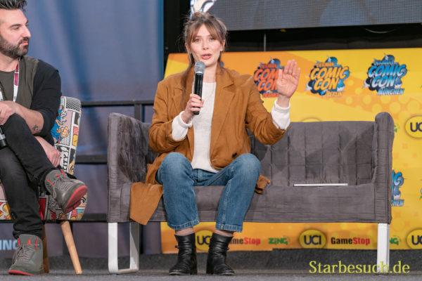 Elizabeth Olsen - Sonntag - German Comic Con 2019