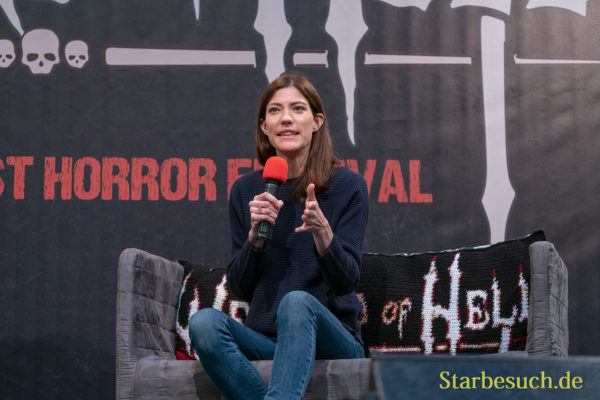 Jennifer Carpenter - Weekend of Hell SE 2019