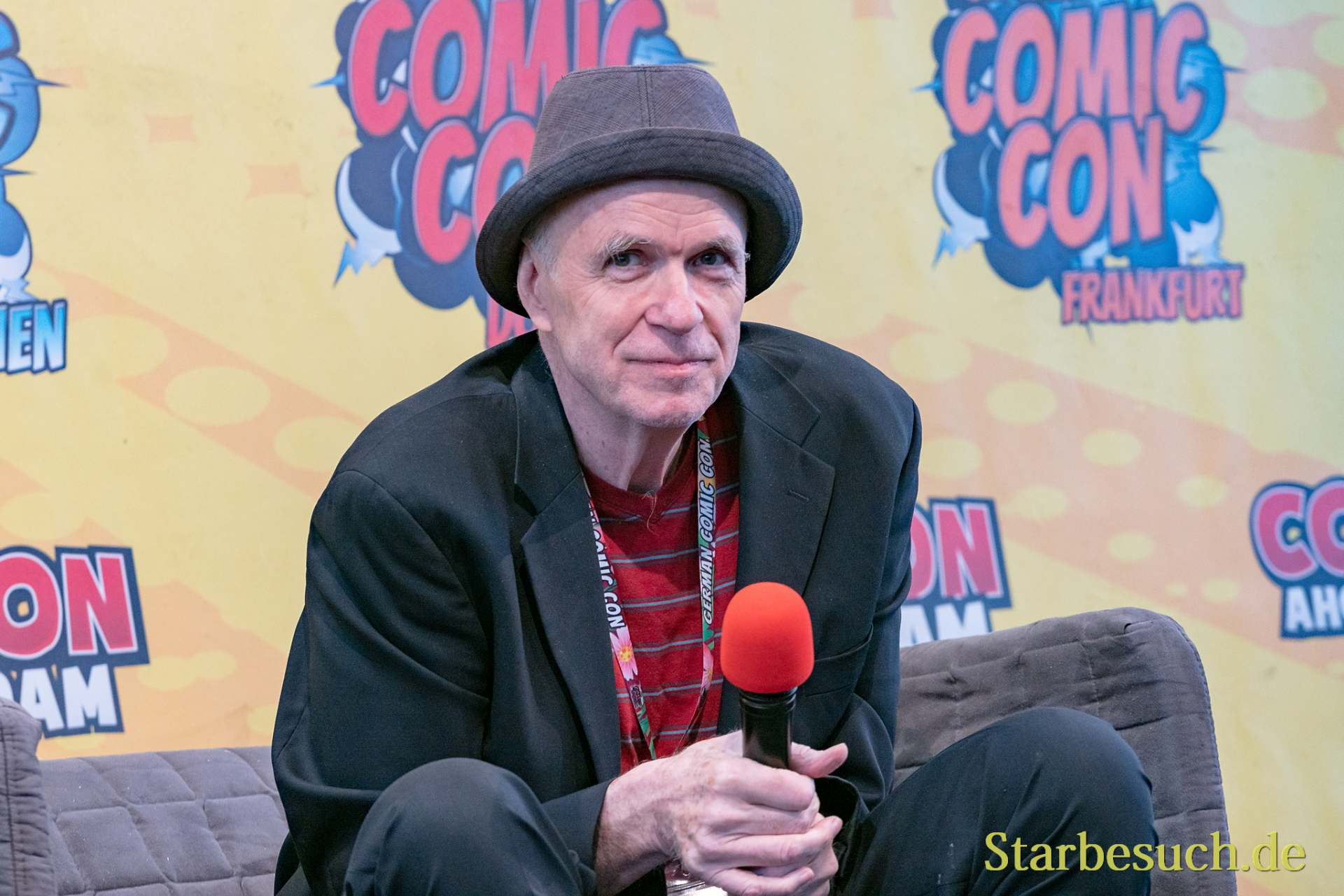 Tom Noonan - German Comic Con 2019
