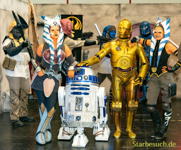 Star Wars Fans Dortmund - German Comic Con 2019