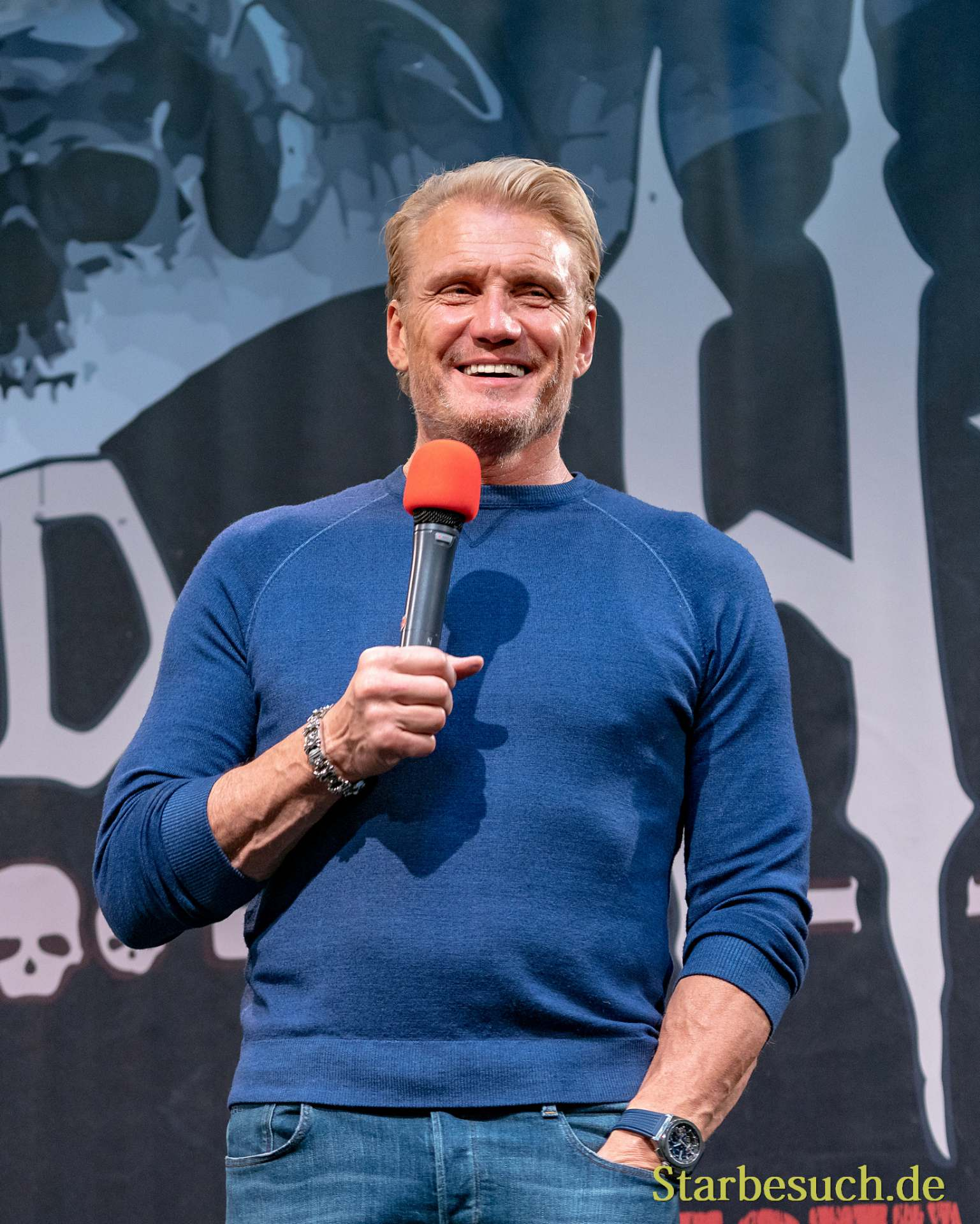 Dolph Lundgren - Weekend of Hell SE 2019
