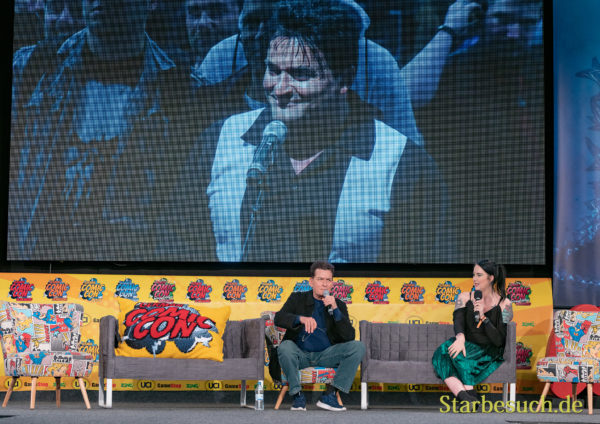 Charlie Sheen - German Comic Con 2019