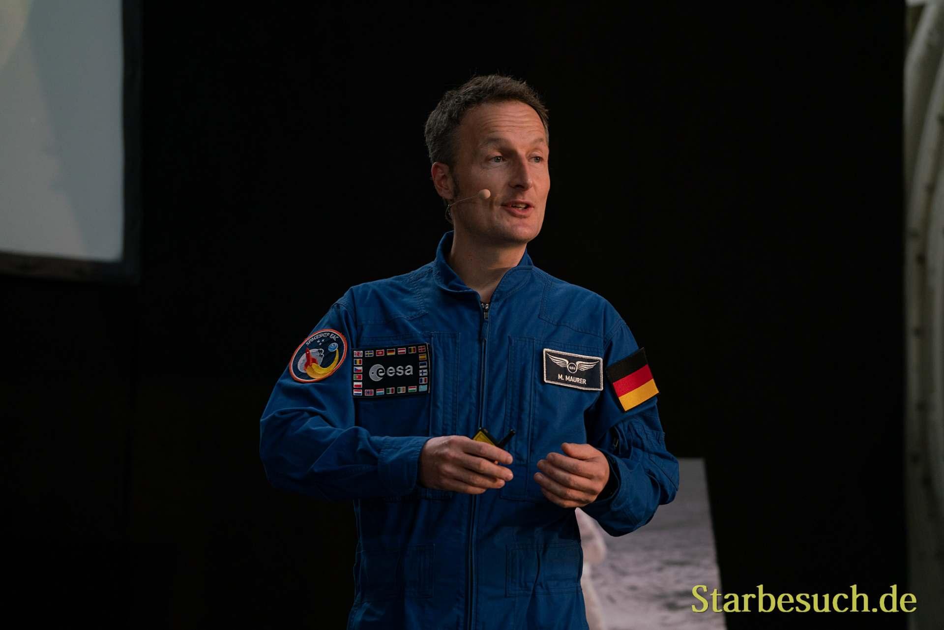 Vortrag Matthias Maurer