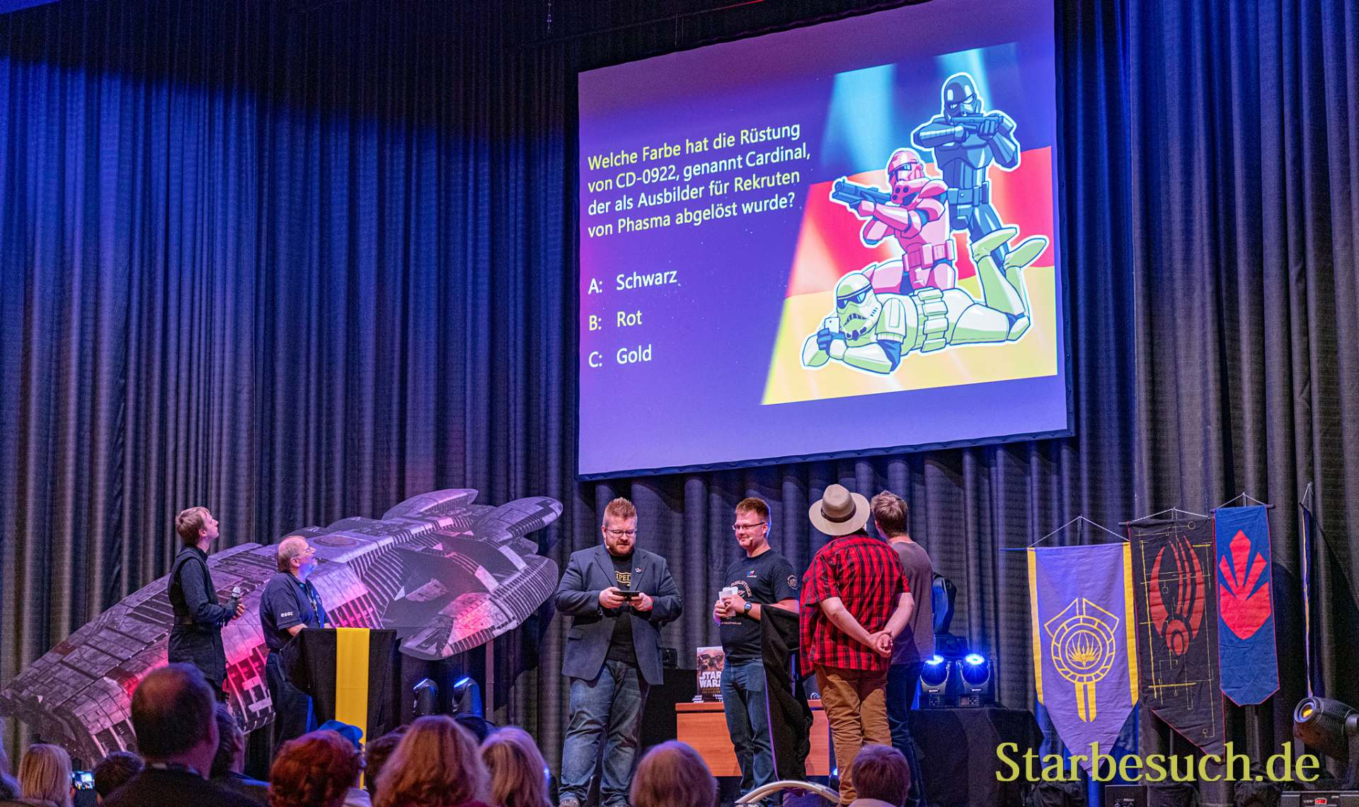 FedCon 28 Fan Quiz