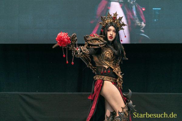 Cosplay Contest: #1 Kiri Nightingale as Blood Mage from Diablo 3