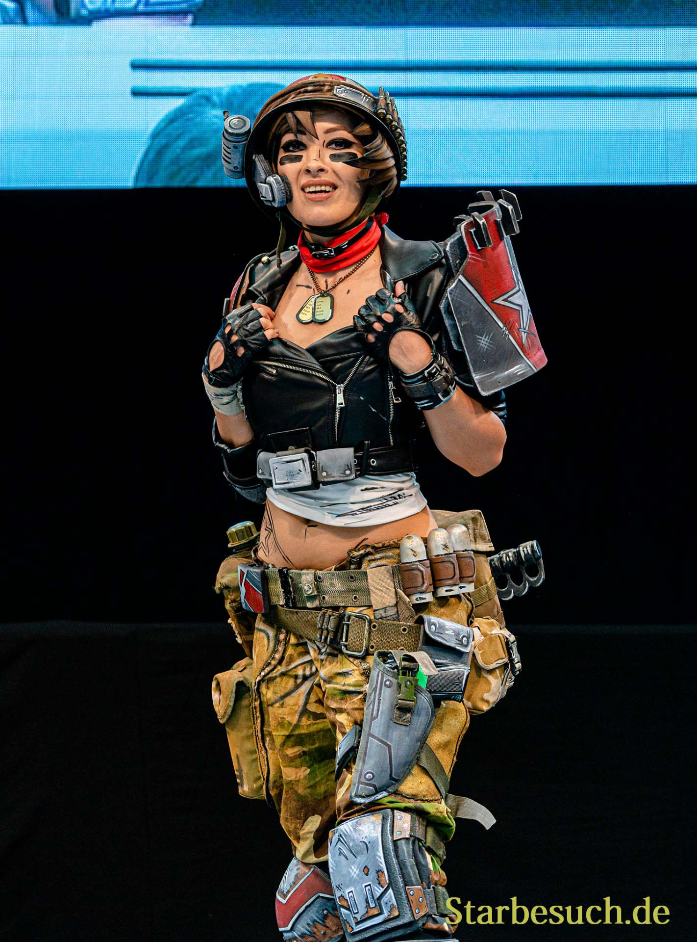 Cosplay Contest: #3 Shizolady as Moze from Borderlands 3
