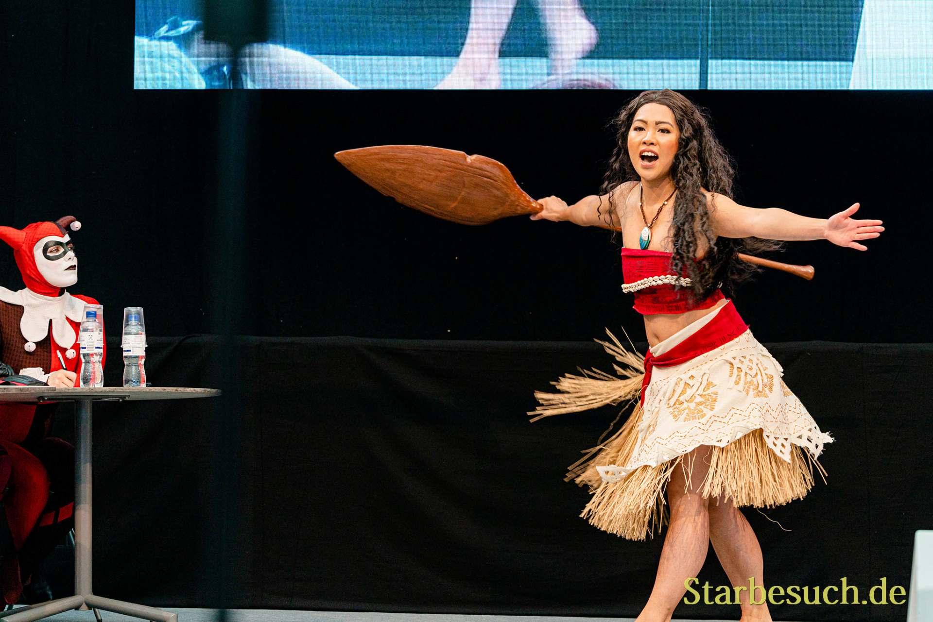 Cosplay Contest #8: Kazenary as Vaiana from Disneys Vaiana