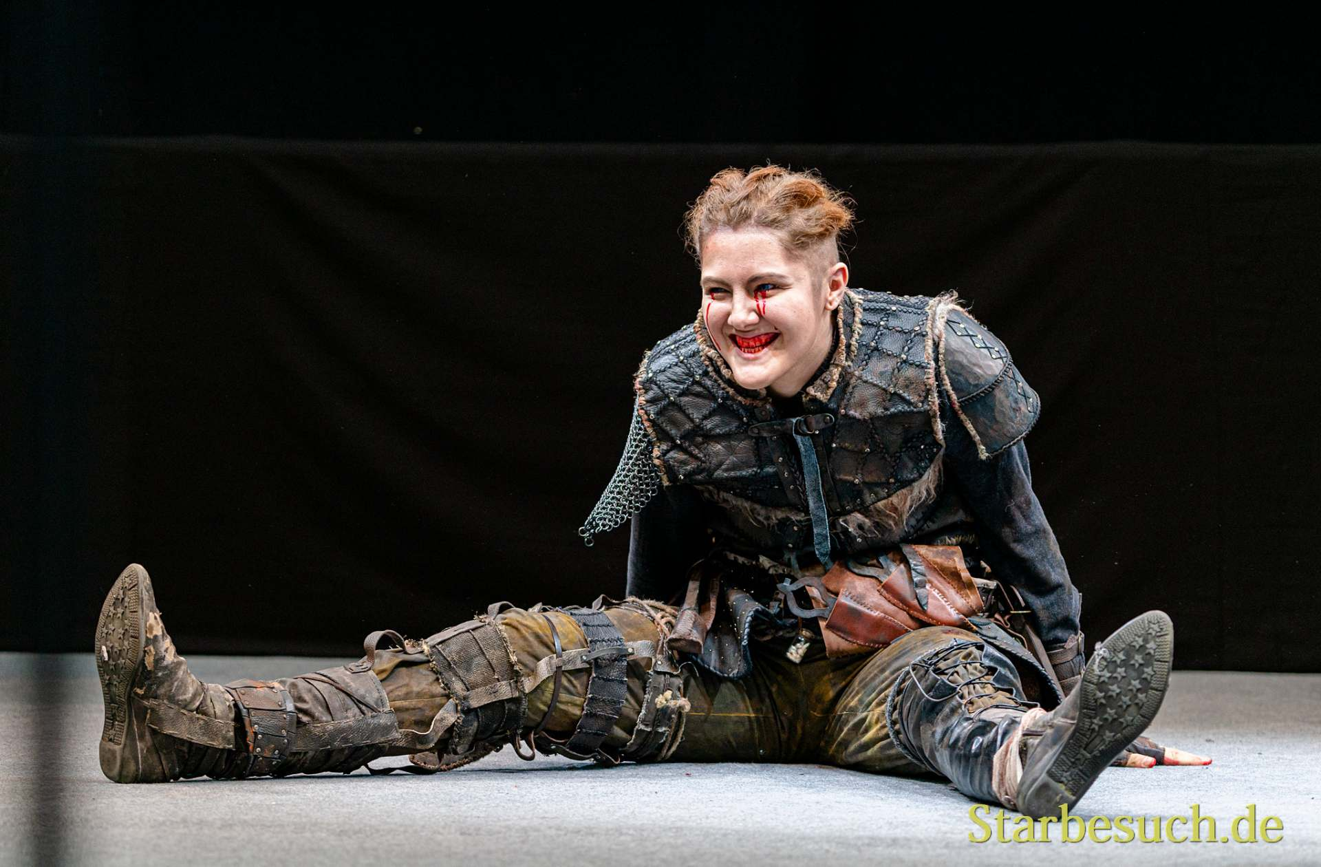 Cosplay Contest #10: The Trashqueen as Ivar the Boneless from Vikings