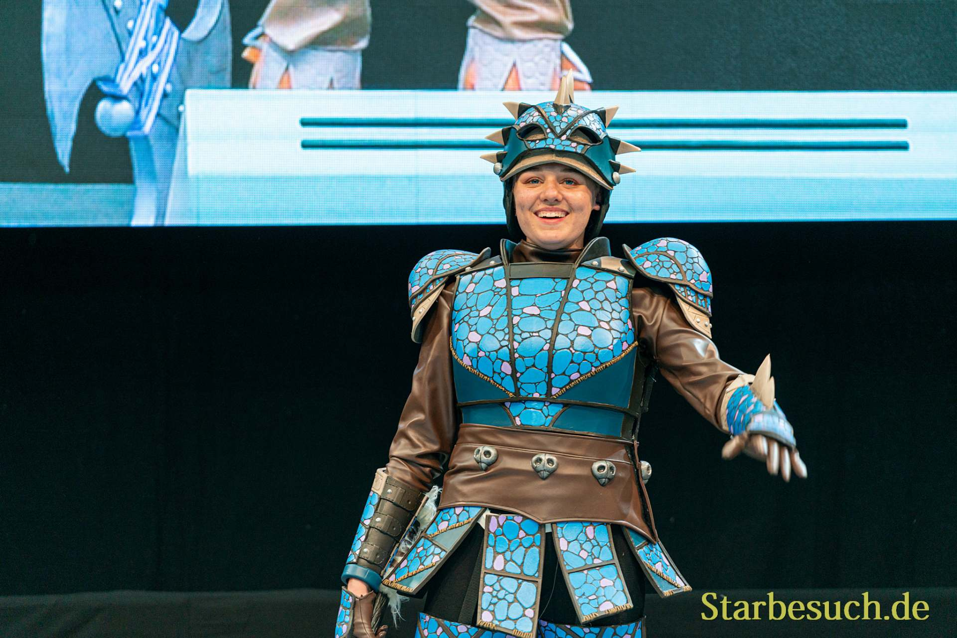 Cosplay Contest #12: NE Cosplay as Astrid from How to train your Dragon 3