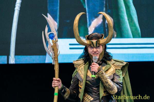 Cosplay Contest #13: Junique Cosplay as Loki from Marvel MCU