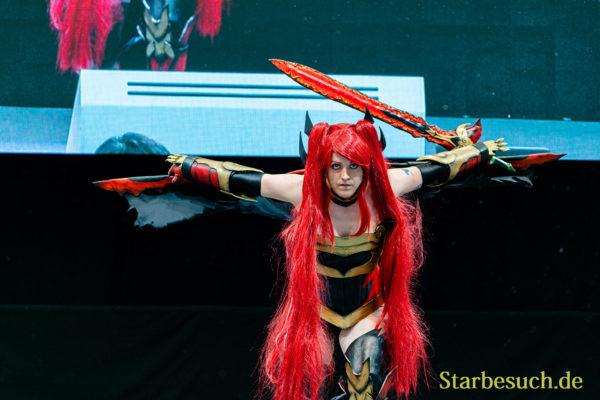 Cosplay Contest #21: Misskawai Cosplay as Ezra Scarlett from Fairytale