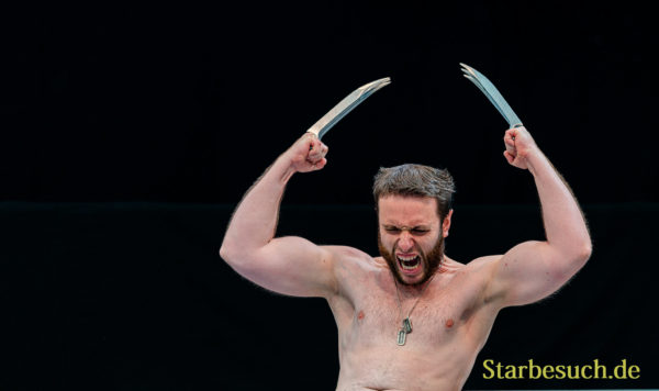 Cosplay Contest #22: Young Logan Weapon X as Wolverine from Wolverine - Weg des Kriegers