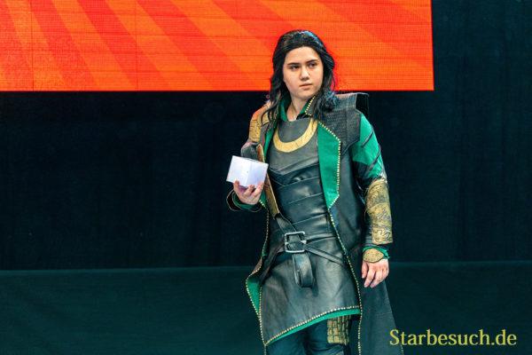 Cosplay Contest #27: Silmarilcosplay as Loki from Marvel CU