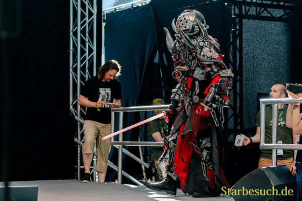 Cosplay Contest #29: Capkaempfer as Darth Maladious from Star Wars (Eigener Charakter)
