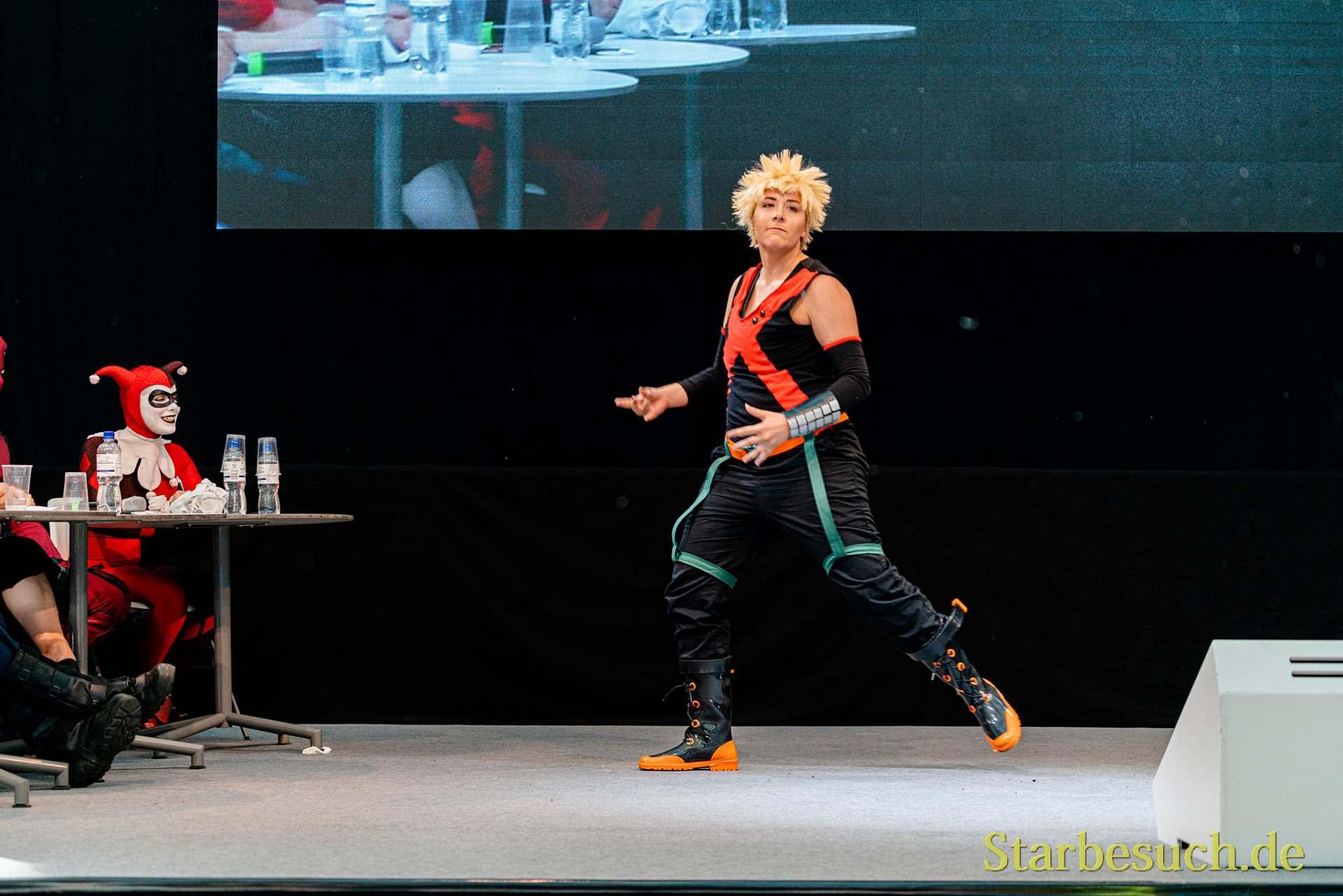 Cosplay Contest #30: Sarusaru Cos as Katsuki Bakugou from My Hero Academia