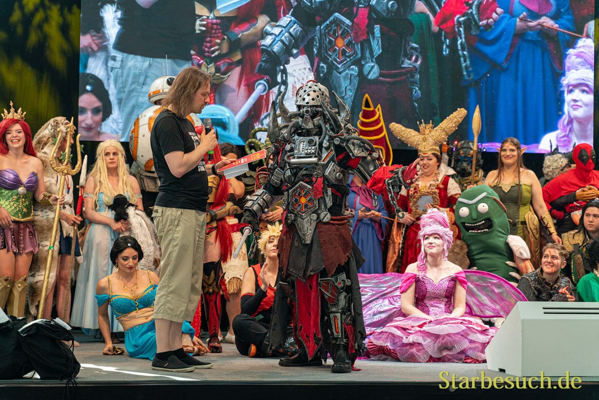 Cosplay Contest: Preisverleihung
