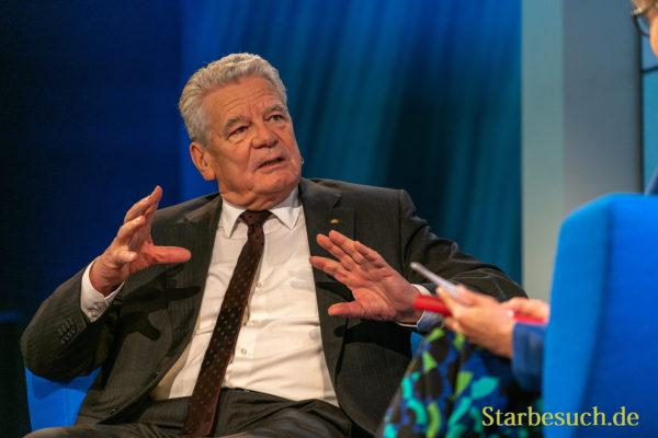 Joachim Gauck, Bundespräsident a.d.