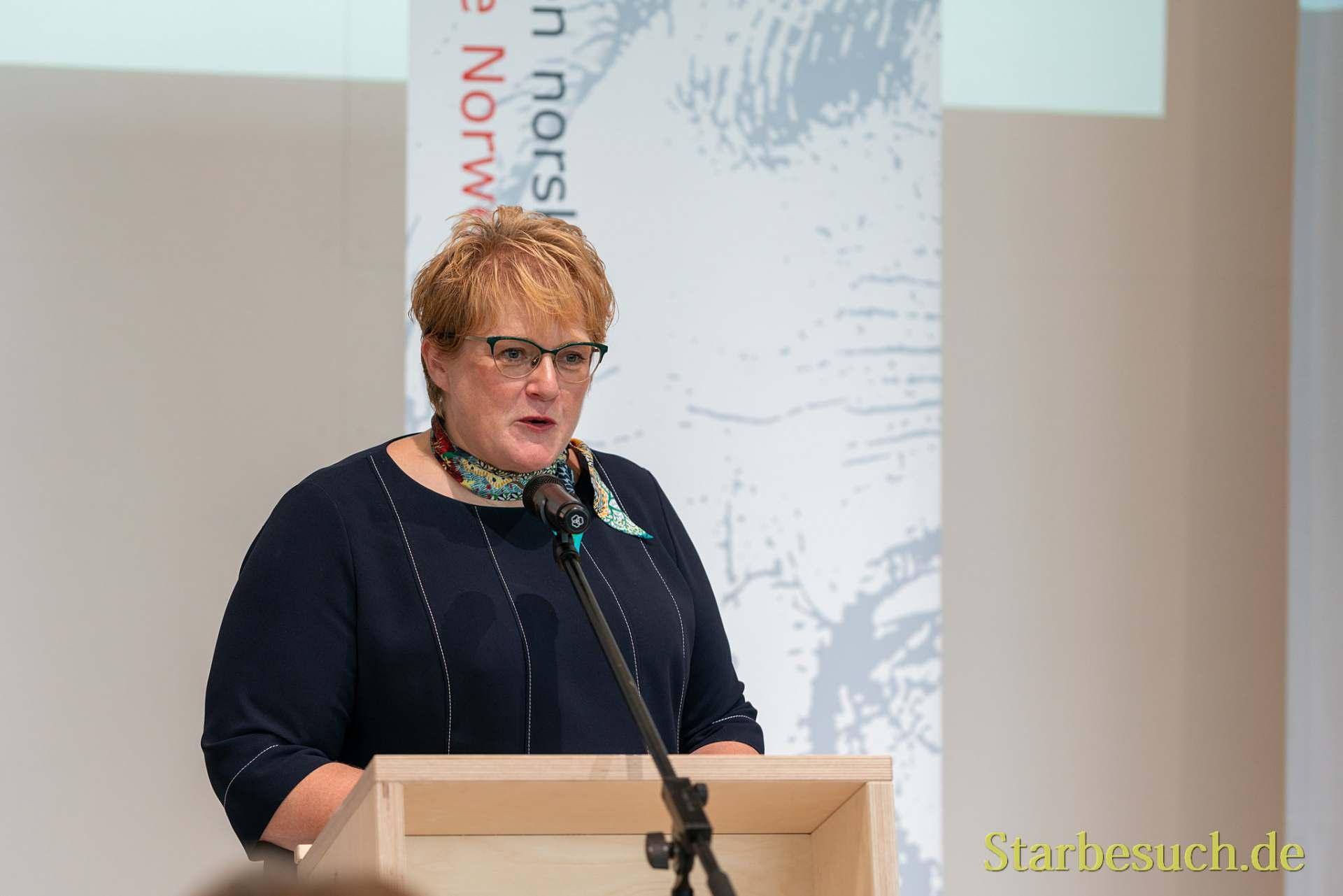 Trine Skei Grande, norwegische Kulturministerin