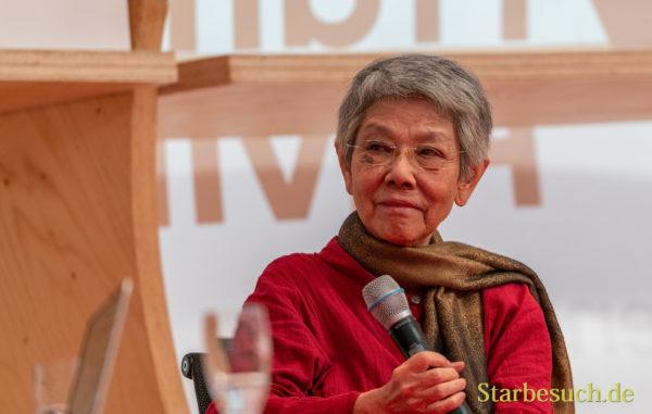 Weiss zu begeistern: Autorin Chuah Guat Eng