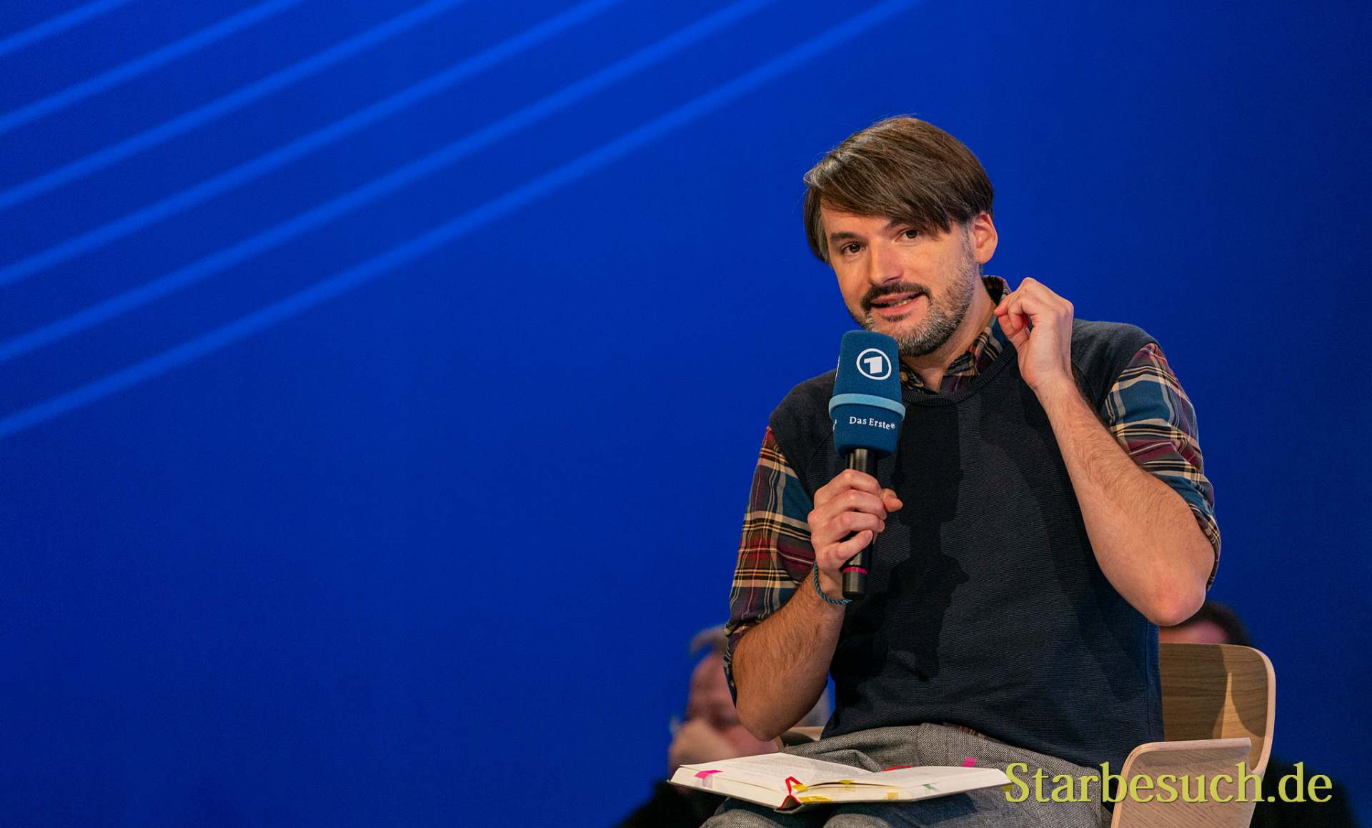 Buchpreisgewinner Sasa Stanisic