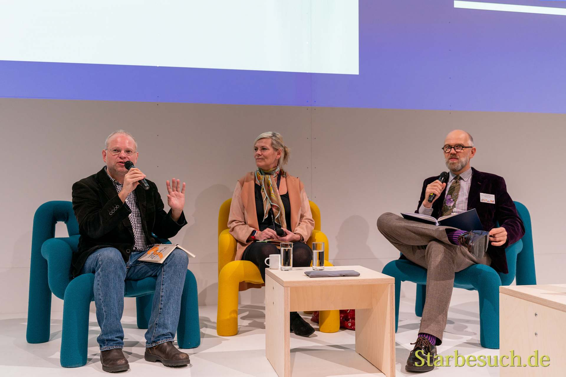 Kristof Magnusson und Kristin Brandtsegg Johansen