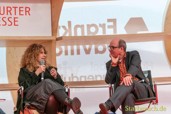 Gioconda Belli und Luiz Ruffato im Gespräch