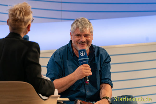 Ebenfalls bei der ARD: Raoul Schrott