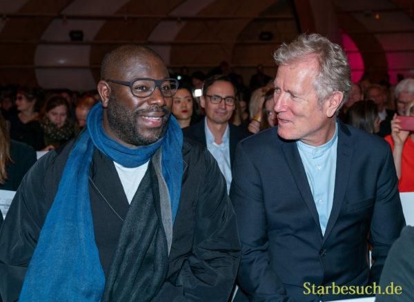 Buchmesse Film Awards: Regisseure Steve McQueen und Hans Petter Moland