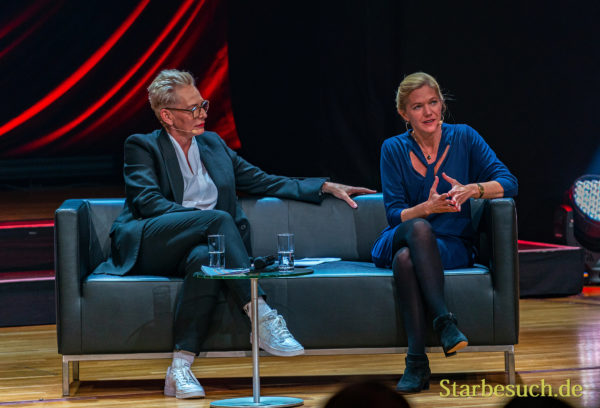Literaturgala 2019: Maja Lunde mit Bärbel Schäfer