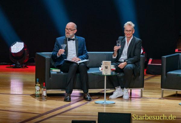 Literaturgala 2019: Thomas Böhm und Bärbel Schäfer