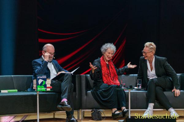 Literaturgala 2019: Margaret Atwood