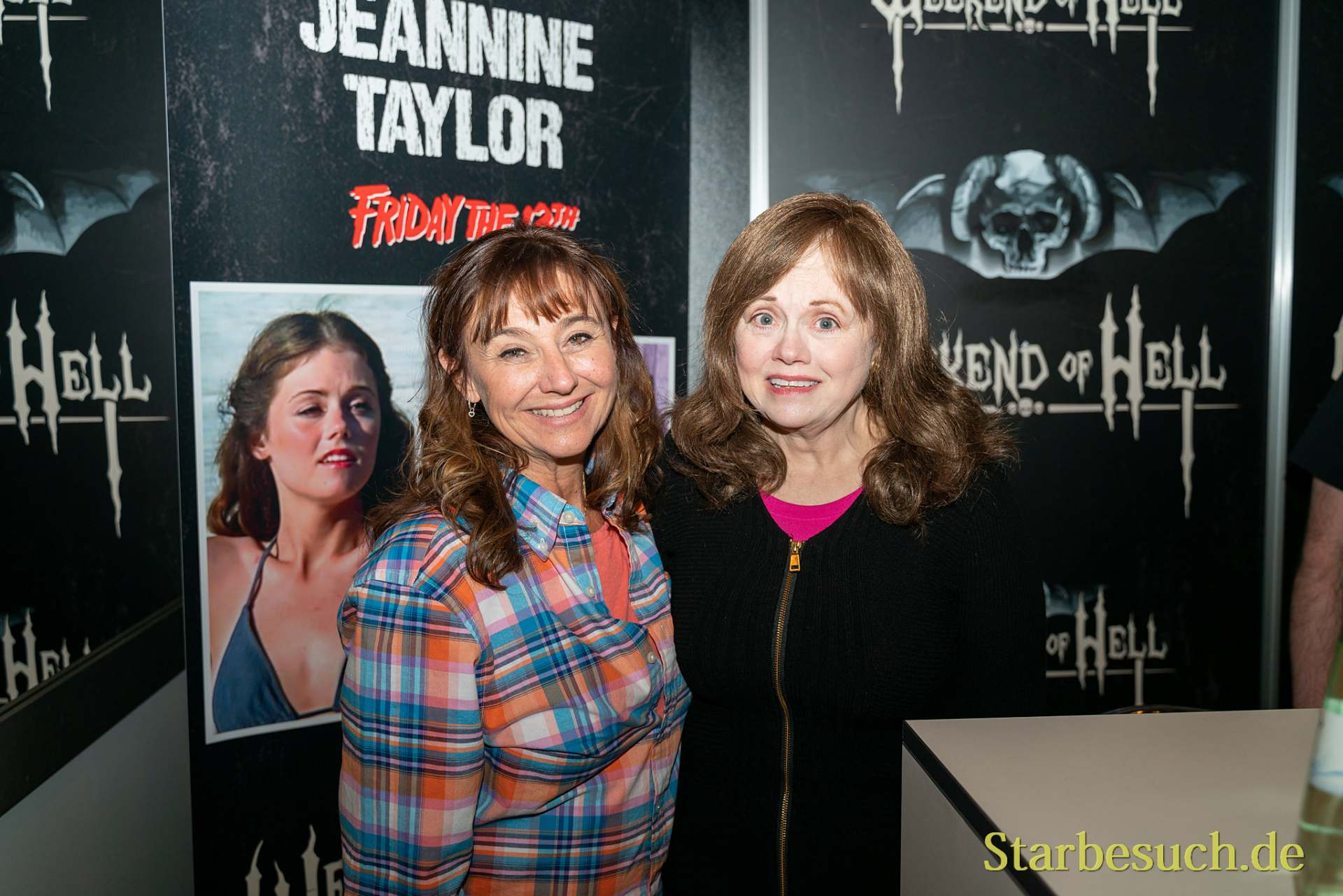 Robbie Morgan & Jeannine Taylor