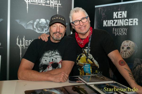 Ken Kirzinger & Brad Loree