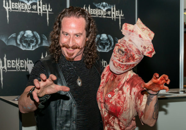 Ari Lehman & Fan