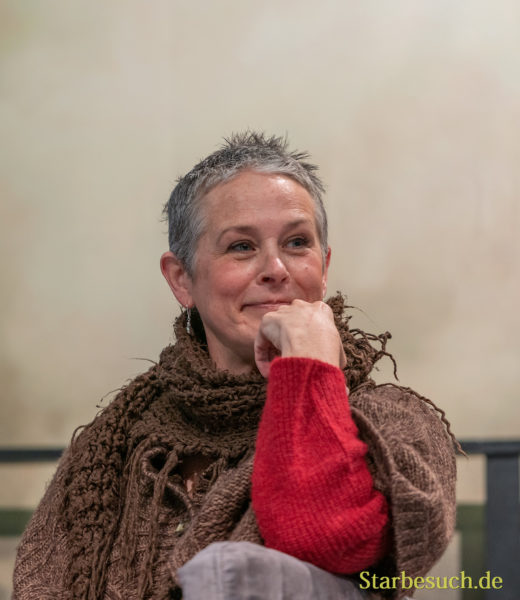 DORTMUND, GERMANY - December 7th 2019: Melissa McBride at German Comic Con Dortmund