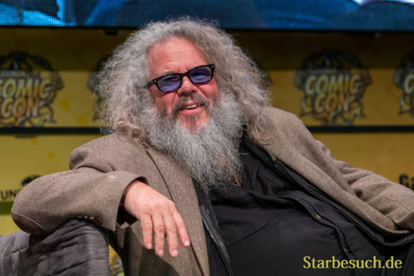 DORTMUND, GERMANY - December 7th 2019: Mark Boone Jr. at German Comic Con Dortmund