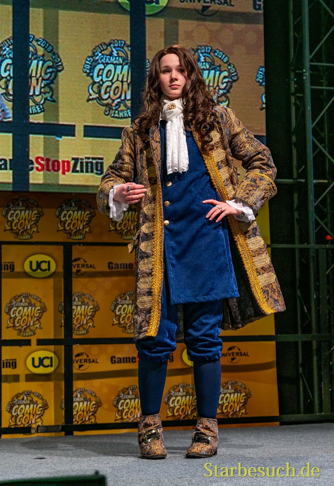 Cosplay - Philippe I, Herzog von Orleans aus Versailles