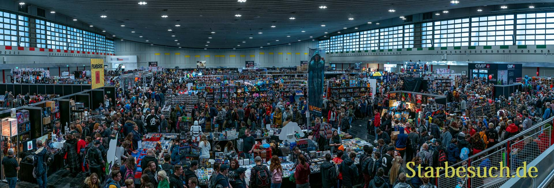 German Comic Con Dortmund
