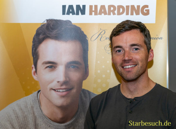 DORTMUND, GERMANY - December 8th 2019: Ian Harding at German Comic Con Dortmund