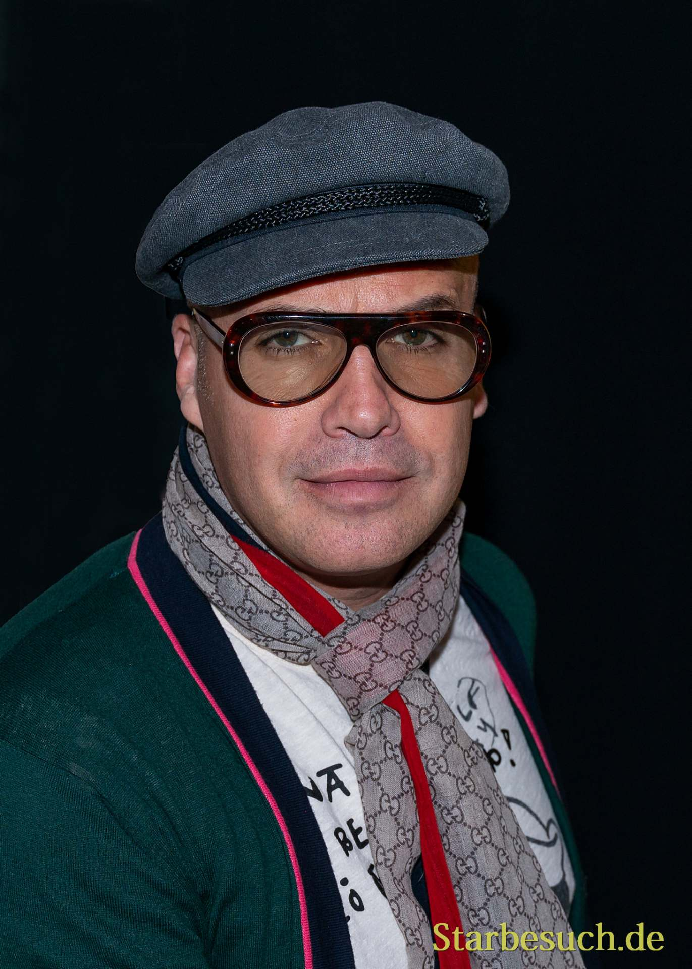 DORTMUND, GERMANY - December 8th 2019: Billy Zane at German Comic Con Dortmund