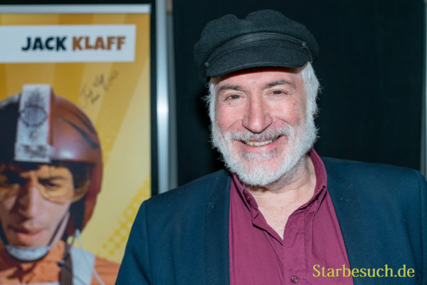 DORTMUND, GERMANY - December 8th 2019: Jack Klaff at German Comic Con Dortmund